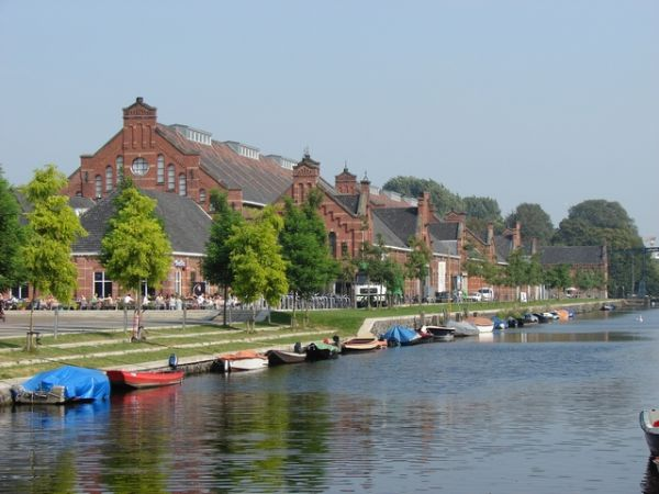 Westergasfabriek, parque cultural, Ámsterdam