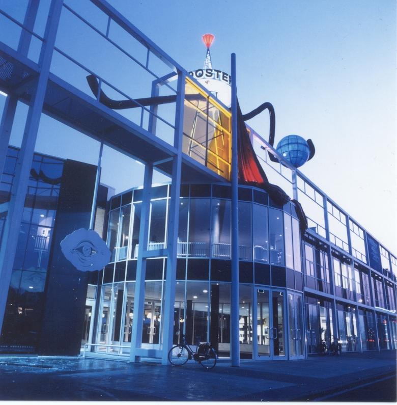 Oosterpoort, centro cultural groningen