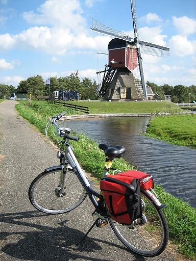 Cicloturismo, bicicletas, Holanda