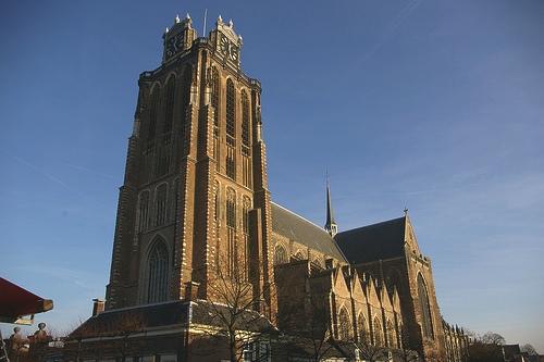 Nuestra Señora de Dordrecht, Holanda Meridional.