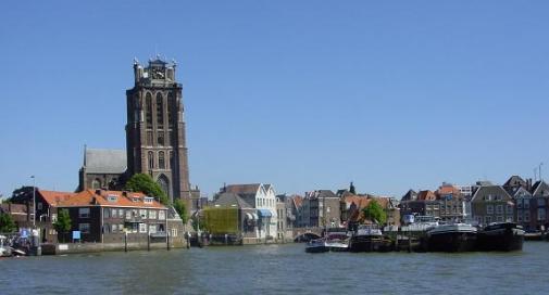 La ciudad de Dordrecht