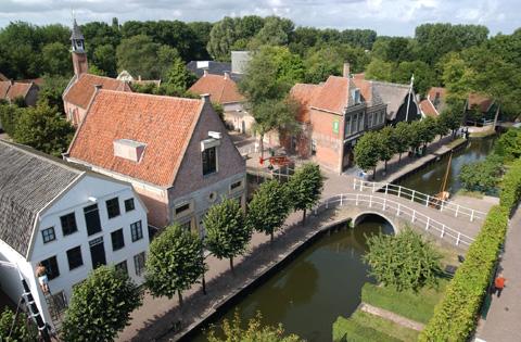 El Zuiderzeemuseum de Enkhuizen, una ciudad recreada