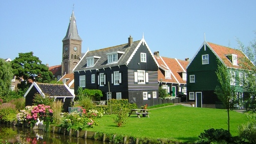 Video de Marken y Volendam