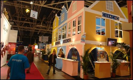 vakantiebeurs 2008 Utrecht Feria de Turismo