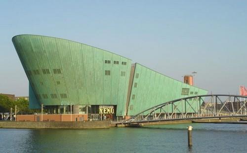 Museo de Ciencias NEMO, Amsterdam
