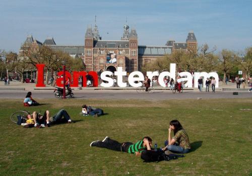 Tarjeta I amsterdam