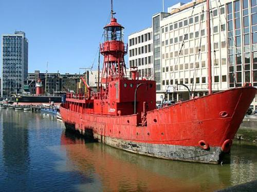 el Puerto de Rotterdam