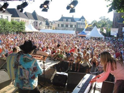 música en Holanda