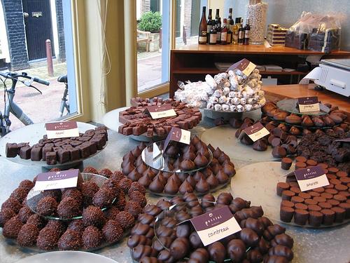 Amsterdam bañada en chocolate