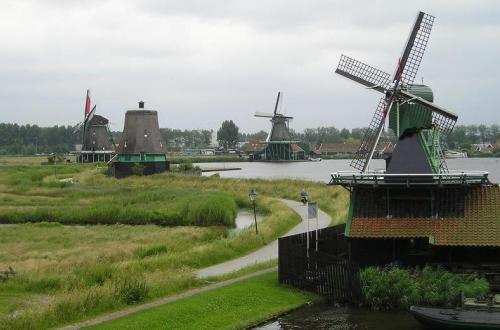Zaanse Schans, museo y naturaleza
