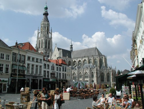 Breda, la historia en el presente