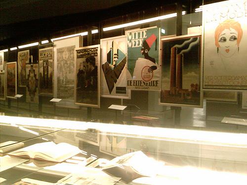 El Museo del Diseño Gráfico