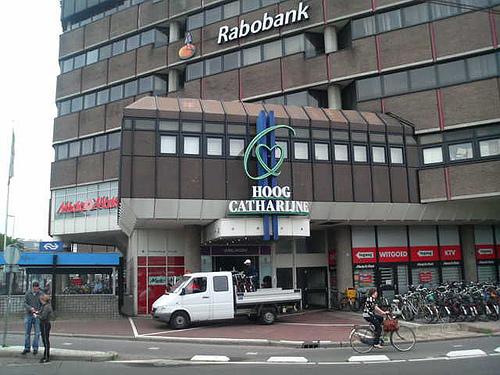 Hoog Catharijne, de compras en Utrecht