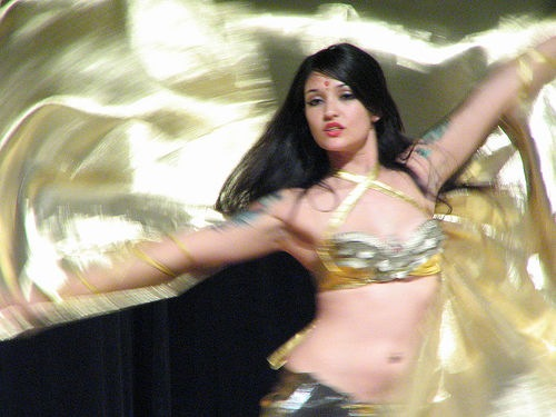 bailarina exotica