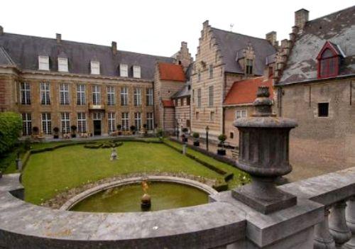 El palacio Markiezenhof
