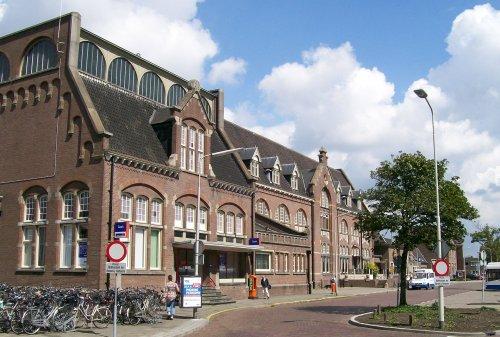 Estacion Central de Roosendaal