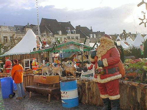Mercado Navideño Maastricht