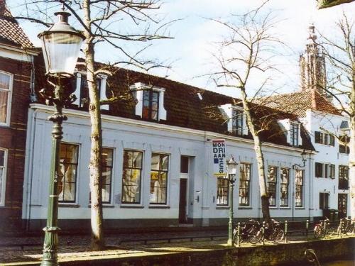 Casa Mondrian, único museo de arte constructivo y concreto en Holanda