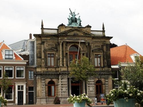 Museo Teylers, el más antiguo de Holanda