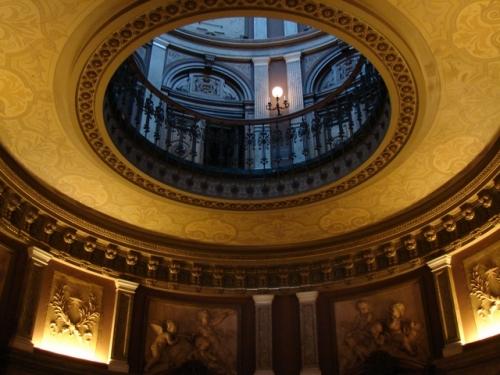 Interior del Museo Teylers