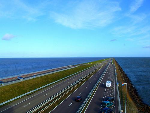 El gran dique de Holanda