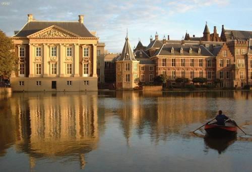 Binnenhof, en La Haya