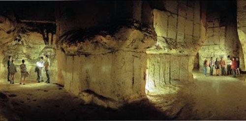 cuevas de St. Pieter