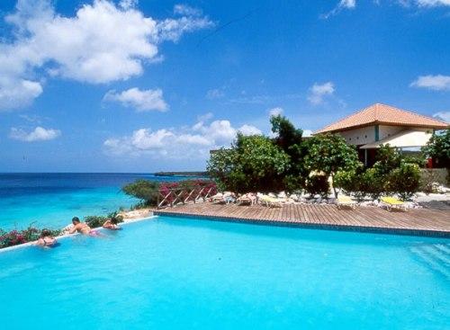 Curacao, en las Antillas Holandesas