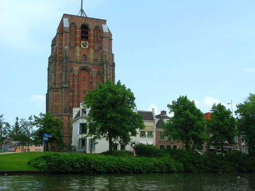 Visita a Leeuwarden, capital de Frisia