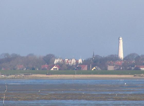 Vista de Schiermonnikoog