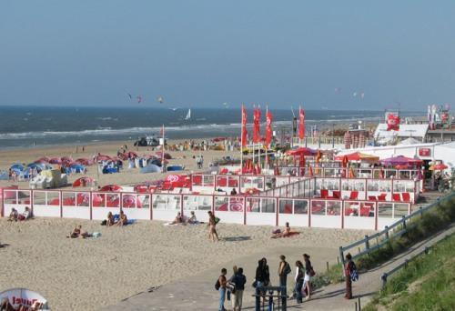 Zandvoort an zee, playas y diversión