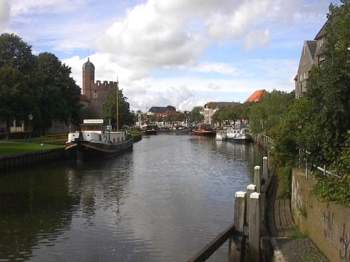 Zwolle, una ciudad en las alturas