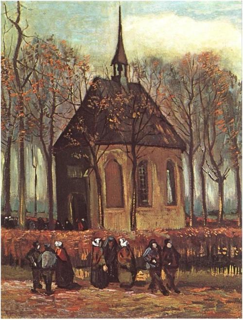 Nuenen, hogar de Van Gogh