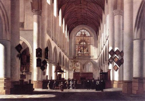 La catedral de Haarlem