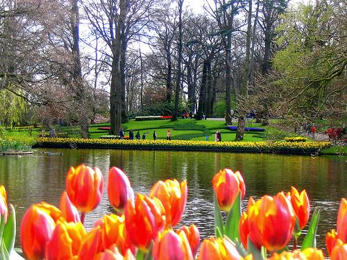 Turismo en Holanda, el país de las mil razones