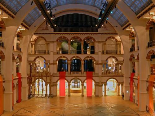 El Tropenmuseum de Amsterdam