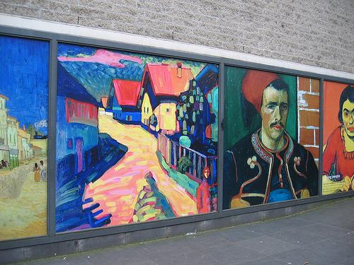 Holanda y el Arte
