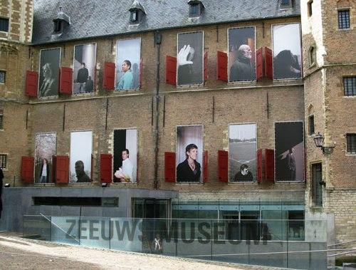 El Museo Zeeuws, en la Abadia de Middelburg