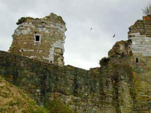 Montfort y su castillo medieval