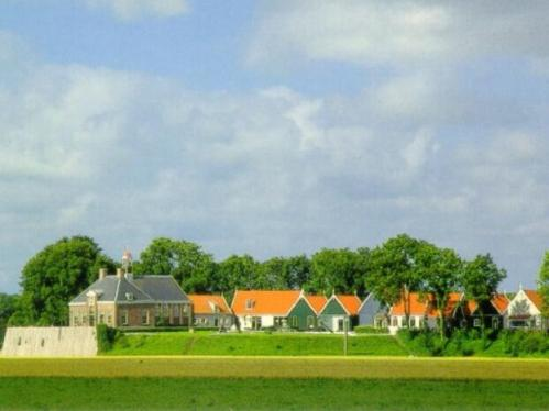 Schokland, Patrimonio de la Humanidad en Holanda
