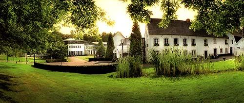 El castillo de Vaalsbroek