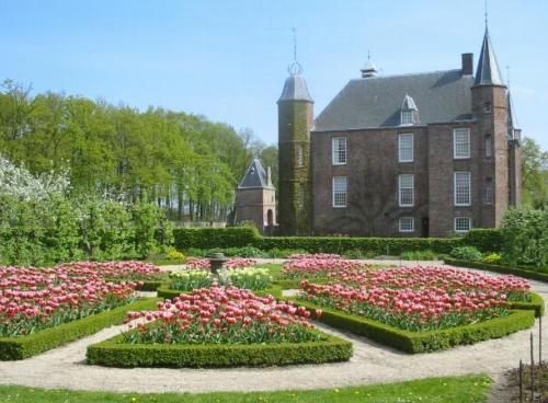 El Castillo de Zuylen, en Utrecht