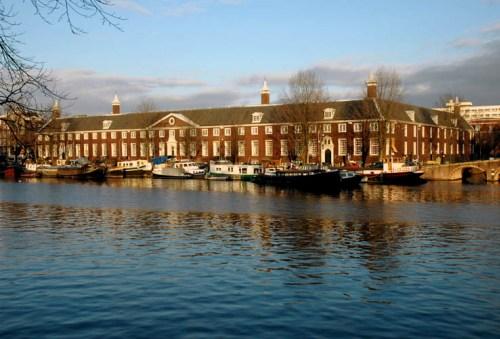 Amstelhof, El Hermitage de Amsterdam