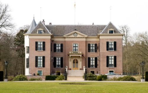 El castillo Huis Doorn