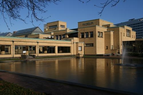 Gemeentemuseum, el Museo Municipal de La Haya