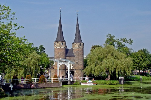 Oostpoort, la puerta de Delft