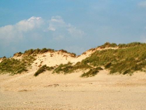 Schoorl, playa y dunas cerca de Alkmaar