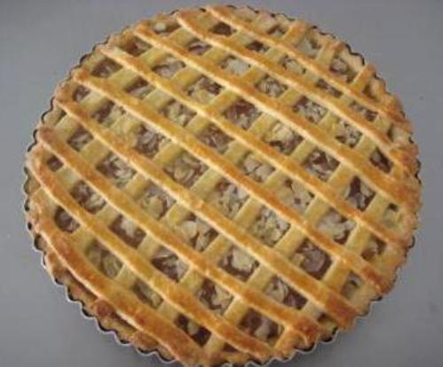 Receta de Torta Holandesa
