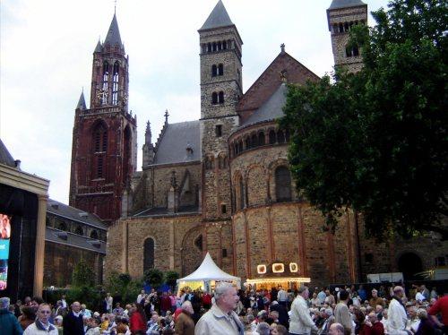 Plaza Vrijthof, Maastricht