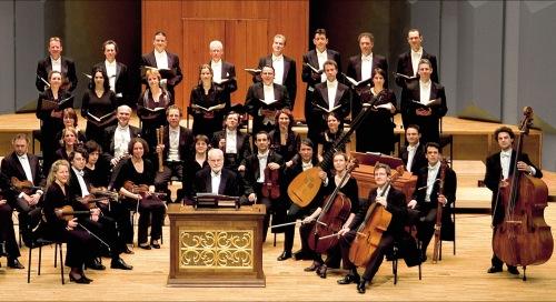 La Orquesta Barroca de Amsterdam